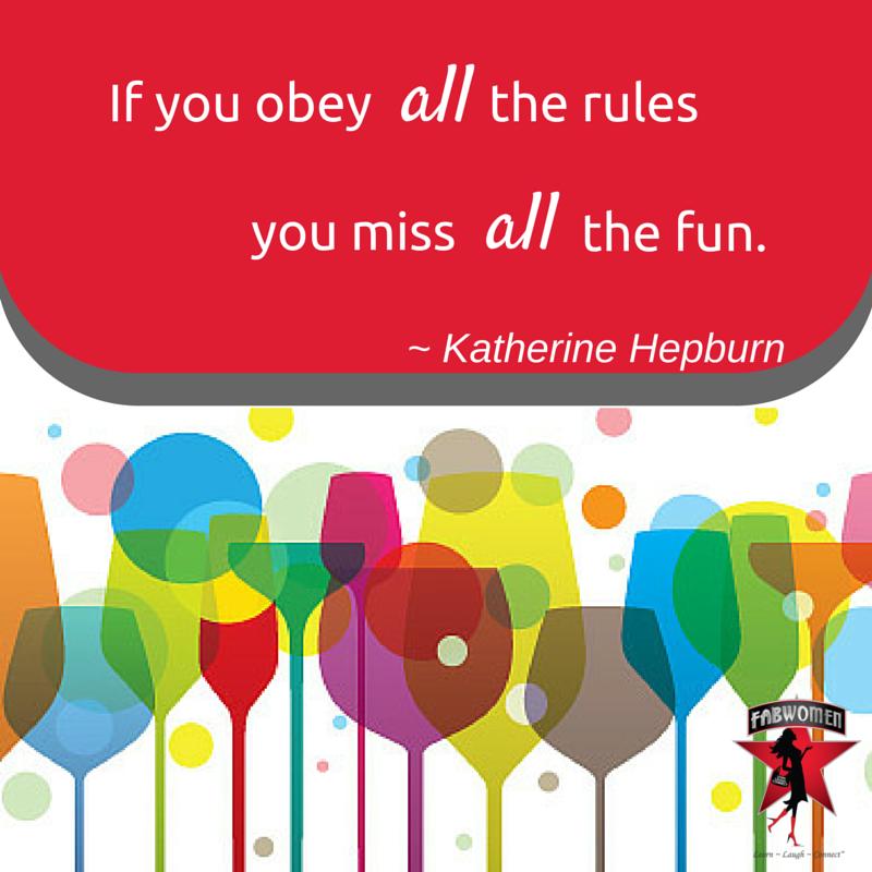 2015FABWOMEN Obey Rules