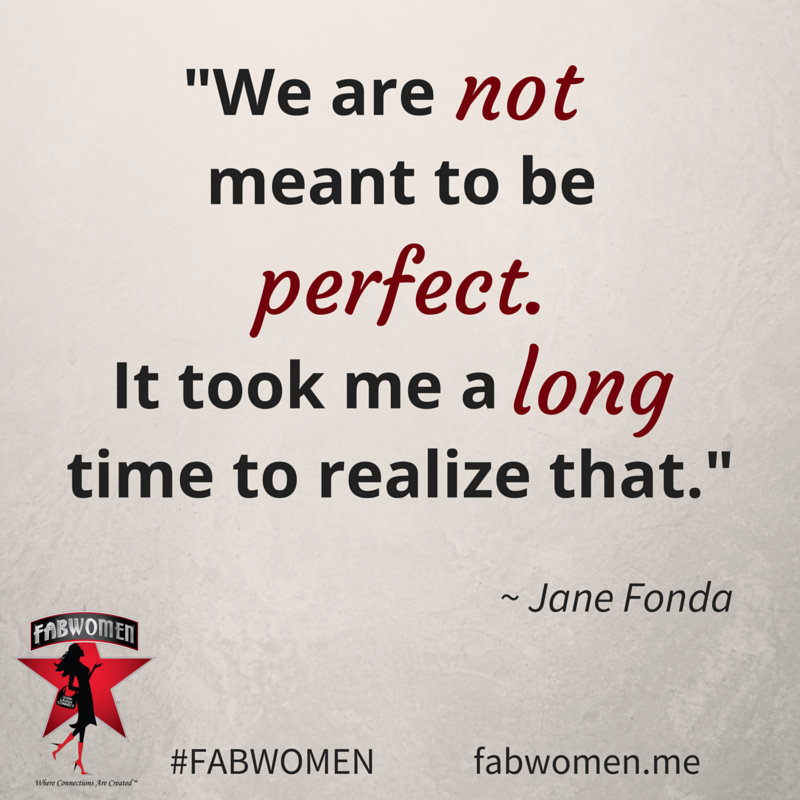 FABWOMEN Motivational Quote