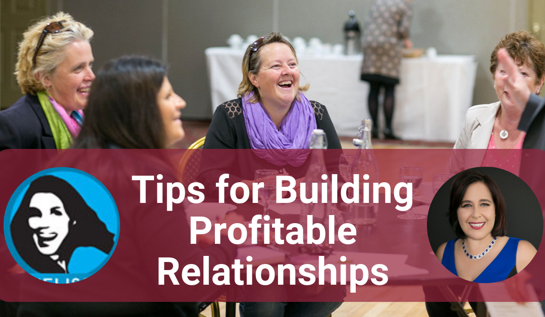 LIVE VIDEO CHAT: Tips for Building Profitable Relationships