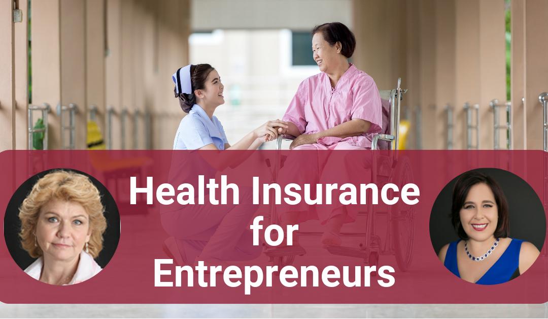 LIVE VIDEO CHAT: Health Insurance for Entrepreneurs